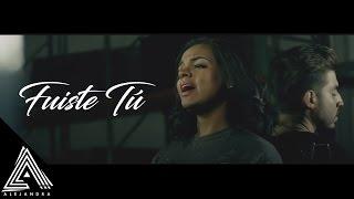 Alejandra Feliz Ft Jeyro - Fuiste Tú | Video Oficial