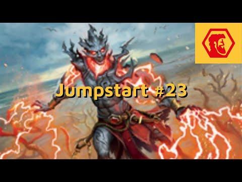 MTGA Jumpstart #23 - Raio Assustador