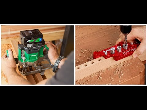 10 WOODWORKING TOOLS YOU NEED TO SEE 2021 #10