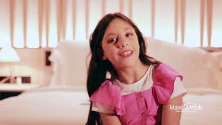 Η Μαρία εύχεται να συναντήσει την Ελένη Φουρέιρα
