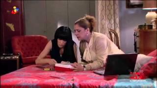 Concha descobre o segredo de Mina