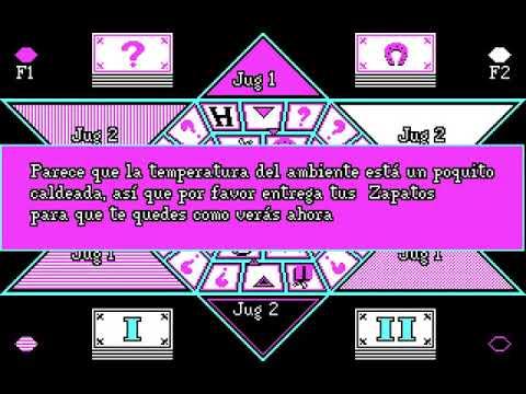 La Colmena (Opera Plus 1992) - PC DOS (CGA)