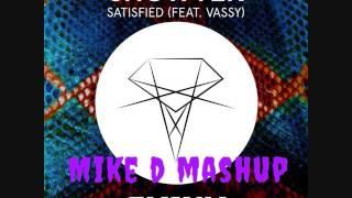 Showtek ft.Vassy vs Boris Way ft.Kimberly - Satisfied Moments (Mike D Mashup)
