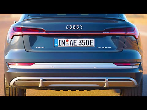 2020 Audi e-tron Sportback ? Tesla dislike this!