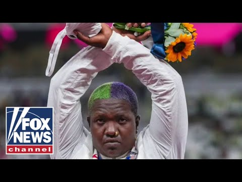 'The Five' reacts to investigation into American athlete's medal protest