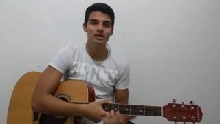Acordando o predio - Luan Santana - Cover Leonardo Torres