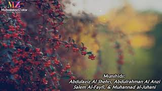 Awbarit Akhlaq (Arabic Nasheed) | أوبريت الأخلاق