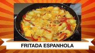 Receita de Fritada Espanhola - Web à Milanesa