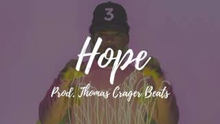 "Chance The Rapper X Jhené Aiko Type Beat ""Hope"""