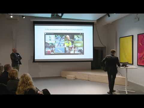 The future of live sports - Expert talk - Christer Bohm & Marcus Sandberg