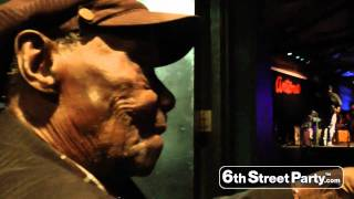 Pinetop Perkins Interview