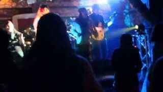 Psychedelic Shadow Show at 420 party 2014 live