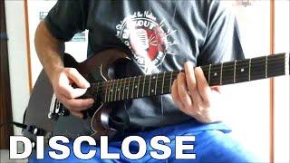 Disclose - Conquest (Xmandre Guitar Cover) HD HQ (D-beat,Hardcore Punk)