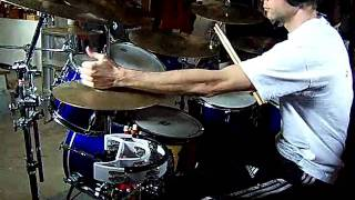 Foo Fighters - Enough Space - Drum Cover
