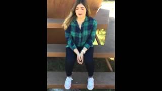 Sal de mi vida - La original banda el limon (cover) Jackeline Zazueta