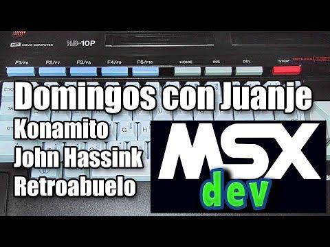 Domingos con Juanje y MSX: MSX DEV