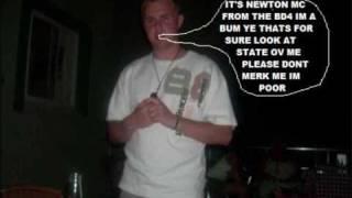 (MC LB V.S NEWTON) MUST SEE LMAO!!!!!!!!!!! SICKK
