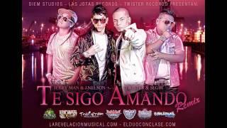 Jerryman & J.Nelson Ft. El Duo Con Clase  - Te Sigo Amando Remix (Perú - Colombia)
