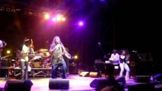 Alborosie Herbalist-Wann the ting  live@Metarock Pisa 26/07/2009