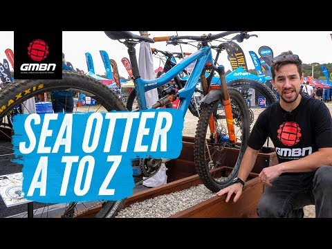 The A To Z Of Sea Otter | GMBN?s New Mountain Bike Tech Highlights
