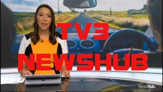 Newshub Item Featuring Clips From My December Truck Cam Video