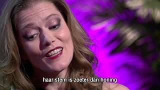 Barbara Hannigan en Reinbert de Leeuw - Sylvie - Erik Satie - Podium Witteman