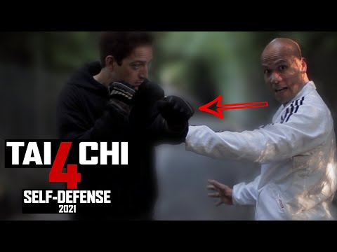 Tai Chi for Self Defense lesson 6 | MIND BODY SPIRIT