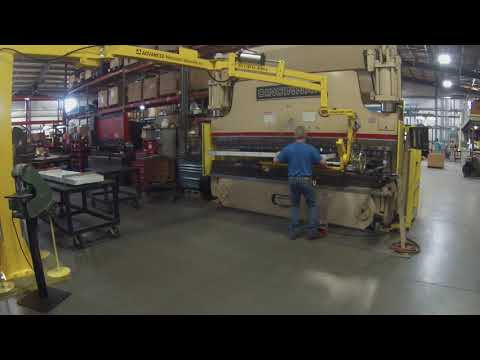 Press Brake Manipulator Arm