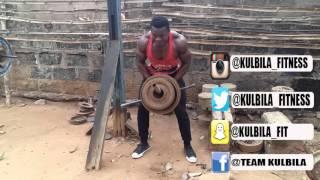Kulbila Samuel Motivation African Bodybuilding Intro Ep1