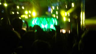 Skrillex - Right On Time/Jamaican live @ BUKU fest in NOLA 3/17/12