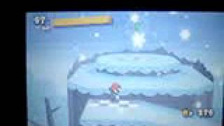 I Glitched Paper Mario: Sticker Star