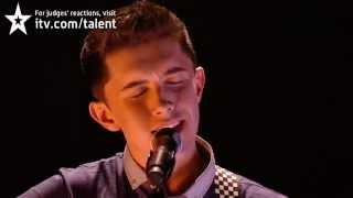 Ryan O'Shaughnessy - No Name (Britains Got Talent 2012 Final)