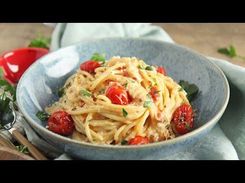 Viral Feta Pasta (The Best Version!)