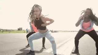 Aidonia - Nuh Boring Gyal | Dancehall Choreography by Swaggi Maggi