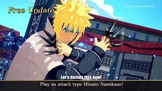 Naruto to Boruto: Shinobi Striker - Minato DLC Character Trailer (DLC Pack #4) (1080p)