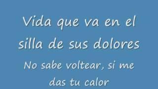 Oceano...letra en español
