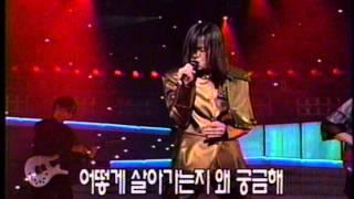 김경호(Kim Kyung Ho) - 비정(Heartless) 뮤직 스테이션 가족캠프