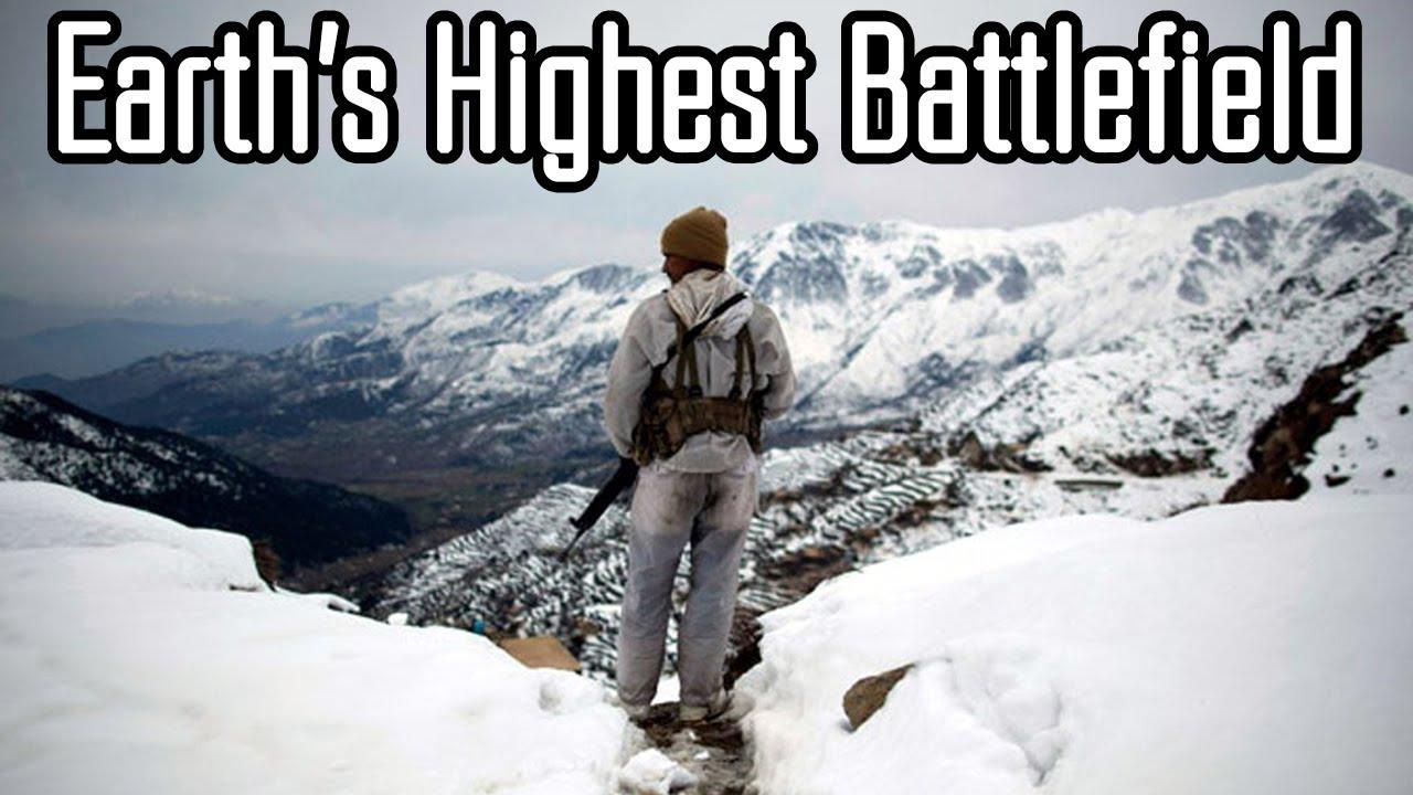 War on a Glacier: The Highest Altitude Battlefield on Earth