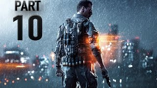 Battlefield 4 Multiplayer Gameplay part #10 - Безумная ГОРЕЛКА (BF4, Мультиплеер, часть 10).