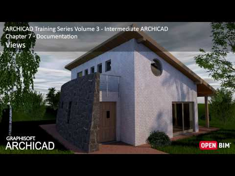 Views - ARCHICAD Training Series 3 – 38/52