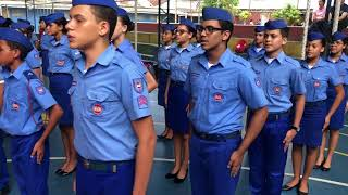 Hino Nacional cantado pelos Al CPM - Recife