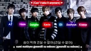 U-Kiss Erase [Eng Sub + Romanization + Hangul] HD