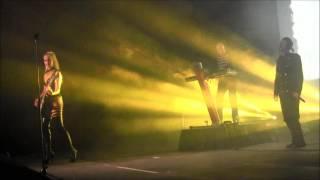 IN STRICT CONFIDENCE /  Forbidden Fruit -  Live @ Dark- X Mas Show , Waregem, Belgium, 17/12/16