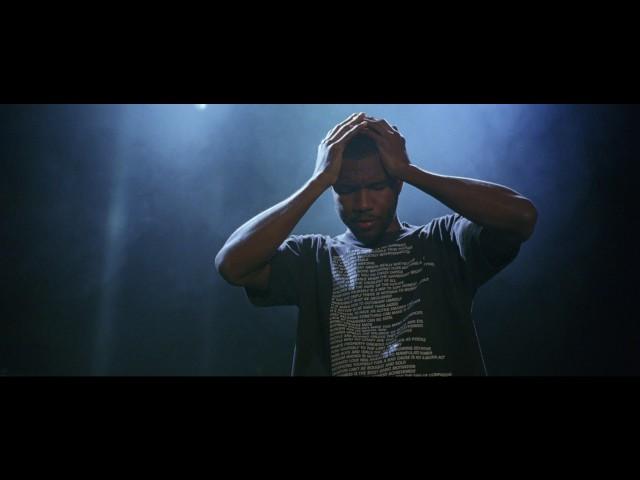 Videoclip oficial de 'Nikes', de Frank Ocean.
