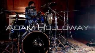 "Adam Holloway Drum Cover ""Stay Awake"" by Madeon"