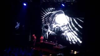 The Chemodan feat. Brick Bazuka - Зомби part 2 (Нижний Новгород live 02.12.2012)