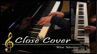 Close Cover - Wim Mertens (piano + keyboard)