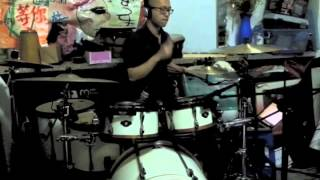 Donnie《Impatient People》Drum Cover by Jonathan Sim