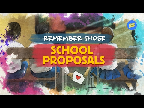 ScoopWhoop: Remember Those School Proposals