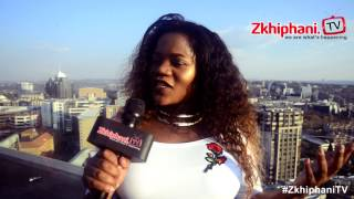 Busiswa Speaks On Her Upcoming Album, Collaborations